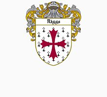 Riggs Coat of Arms / Riggs Family Crest Unisex T-Shirt