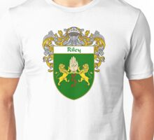 Riley Coat of Arms / Riley Family Crest Unisex T-Shirt