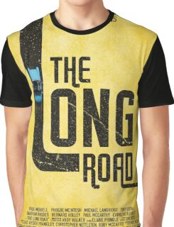 The Long Road - official movie poster Graphic T-Shirt