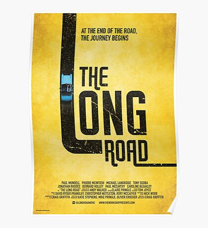 The Long Road - official movie poster Poster