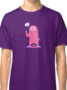 Peace Love Sloths Classic T-Shirt