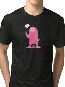 Peace Love Sloths Tri-blend T-Shirt