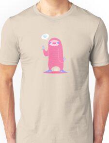 Peace Love Sloths Unisex T-Shirt
