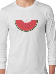 Water Melon Long Sleeve T-Shirt