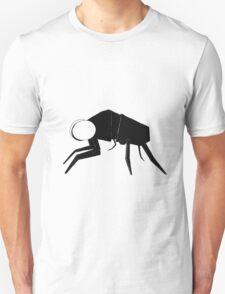 Robot Fly Unisex T-Shirt