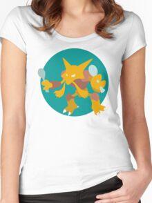 Alakazam - Basic Women's Fitted Scoop T-Shirt