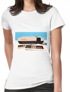Classic Entertainment Womens Fitted T-Shirt