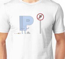 No Parking Unisex T-Shirt