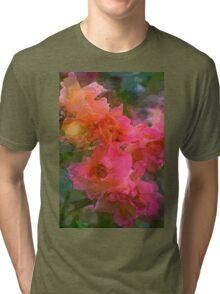Rose 219 Tri-blend T-Shirt