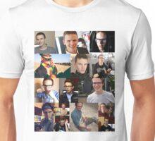iDubbbzTV Collage Unisex T-Shirt