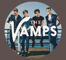 The Vamps - Meet The Vamps by Jean Marie Fuentes