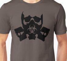 Biohazard Skull Unisex T-Shirt