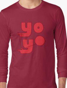 Yo Long Sleeve T-Shirt