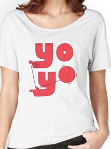 Yo Women's Relaxed Fit T-Shirt