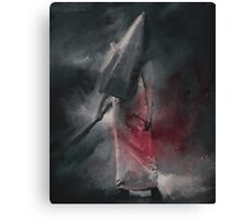 Villian... Canvas Print