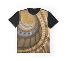 Colorado Capitol Building Rotunda - Denver Graphic T-Shirt