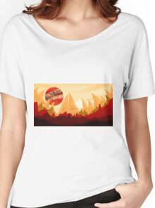 New Francisco Women's Relaxed Fit T-Shirt