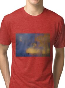 Color Abstraction LXVIII Tri-blend T-Shirt