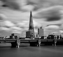 London Bridge and The Shard by Ursula Rodgers Photography