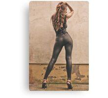 Obscene Leggings. Love Them! Canvas Print