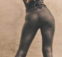 Obscene Leggings. Love Them! Sticker
