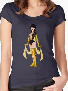 Dr Mrs The Monarch - The Venture Brothers Women's Fitted Scoop T-Shirt