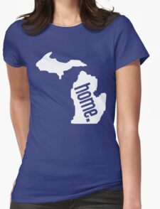 Home State Series | Michigan Womens Fitted T-Shirt