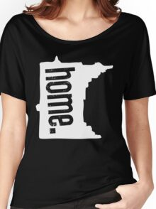 Home State Series | Minnesota Women's Relaxed Fit T-Shirt