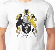 Easton Coat of Arms / Easton Family Crest Unisex T-Shirt