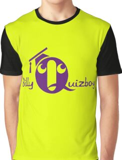 Billy Quizboy - The Venture Brothers Graphic T-Shirt