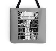 Spn exorcism  Tote Bag
