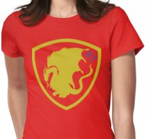 Merthur Pendragon/Magic Crest Womens Fitted T-Shirt