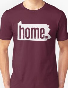 Home State Series | Pennsylvania Unisex T-Shirt