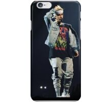 justin purpose tour fresno  iPhone Case/Skin