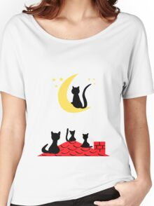 Cats Meow Women's Relaxed Fit T-Shirt