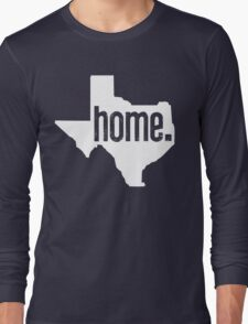 Home State Series | Texas Long Sleeve T-Shirt