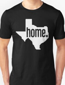 Home State Series | Texas Unisex T-Shirt