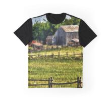 Country Fences Graphic T-Shirt