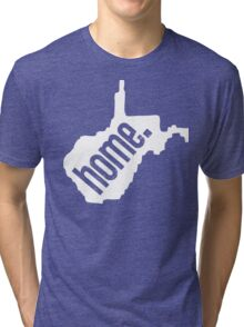 Home State Series | West Virginia Tri-blend T-Shirt