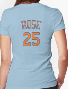 Derrick Rose - New York Knicks Womens Fitted T-Shirt