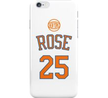 Derrick Rose - New York Knicks iPhone Case/Skin