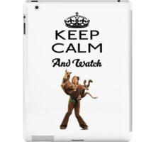 Scooby Doo Matthew Lillard iPad Case/Skin