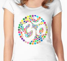 Ohm  Women's Fitted Scoop T-Shirt