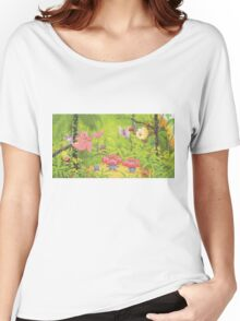 pokemon southern islands artwork 3 Women's Relaxed Fit T-Shirt