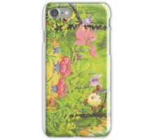 pokemon southern islands artwork 3 iPhone Case/Skin