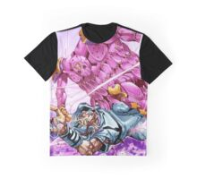 Steel ball run - Johnny Joestar Graphic T-Shirt