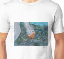 Anahat the Dabbling Goose Unisex T-Shirt