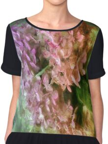 Pretty In Paint 3 Chiffon Top