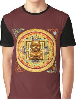 Little Budha Graphic T-Shirt