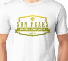 Sun Peaks Ski Resort British Columbia Unisex T-Shirt
